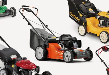 10 Best Electric Start Self Propelled Lawn Mower 2020