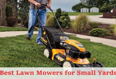 Best Lawn Mowers For Small Yards 2020