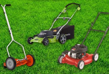 Best Rated Push Lawn Mowers 2020