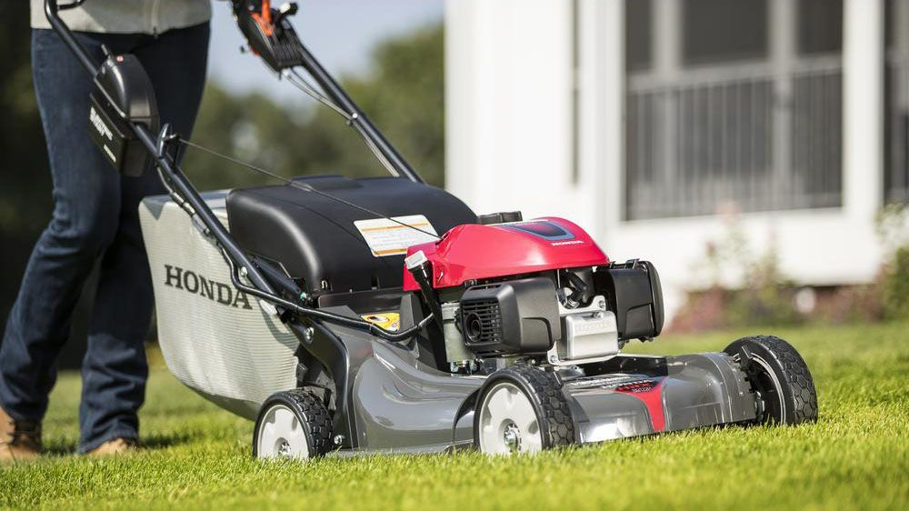 Best Rated Self Propelled Lawn Mowers 2020
