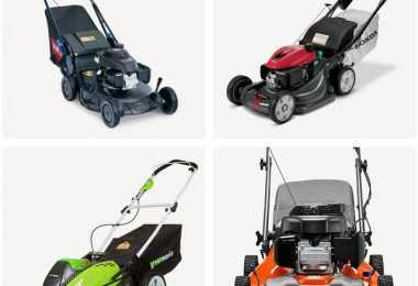 Best Rear Wheel Drive Self Propelled Lawn Mower 2020